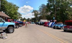 Freeport Homecoming Car Show