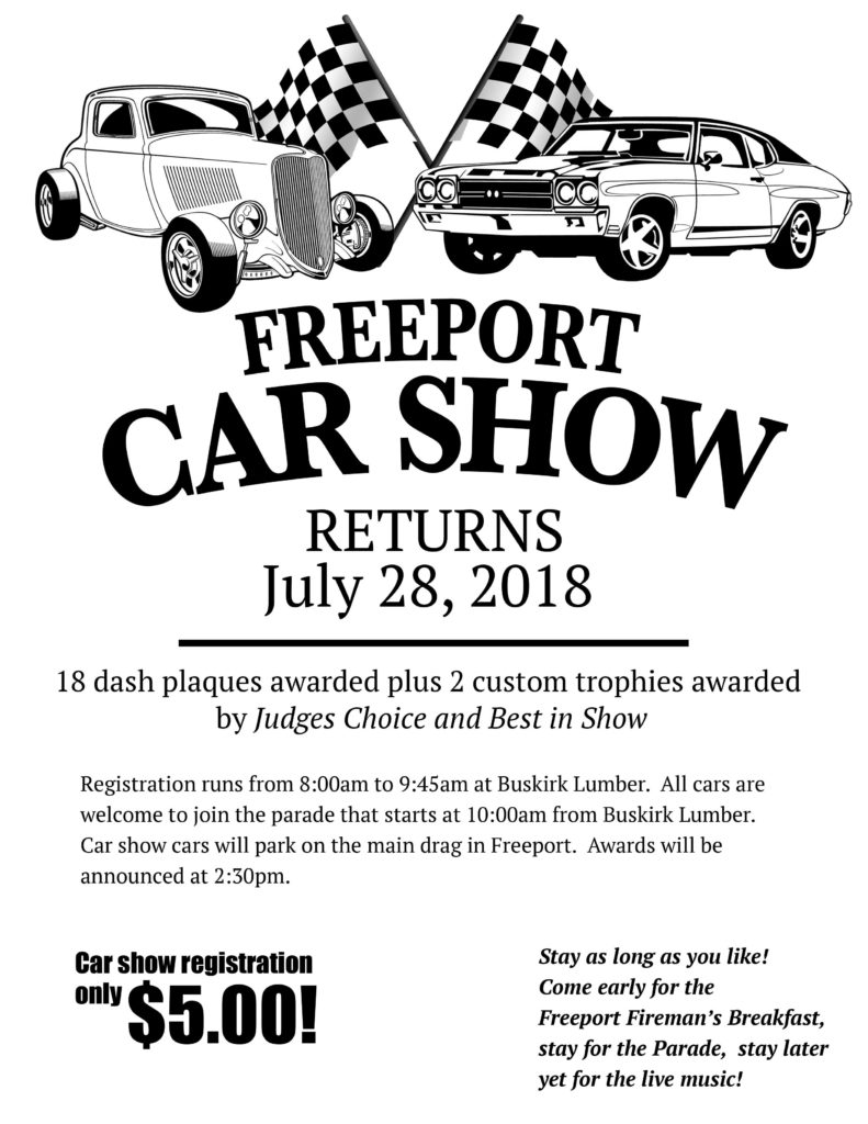 Freeport Car Show